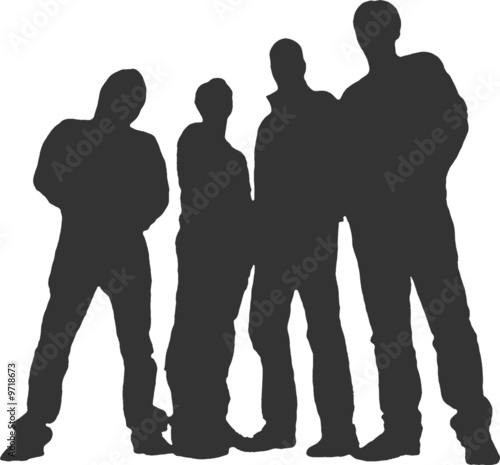 Silouette_band