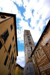 Lucca, Campanile di S. Frediano