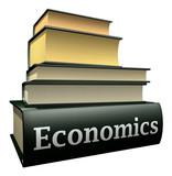 Education books - economics poster
