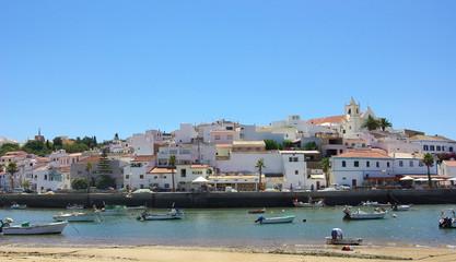 Ferragudo, Village of Algarve.
