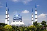 Sultan Salahuddin Abdul Aziz Shah Mosque, Malaysia poster