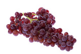 Champagne grapes or also known as Zante currants. poster