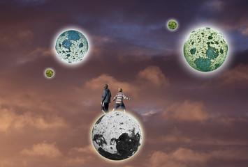 fuga dai pianeti