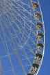 Riesenrad am Rummelplatz, im Wiener Prater