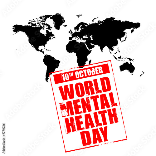 october 10 - world mental health day