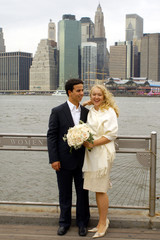 Just married in NY