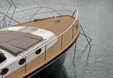 imbarcazione a motore da diporto poster