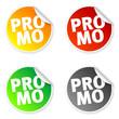 "Sticker ""promo)"
