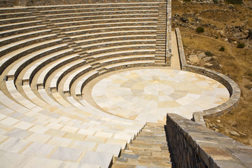 Amphitheater, Greece
