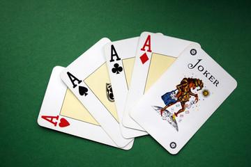 poker figure - poker