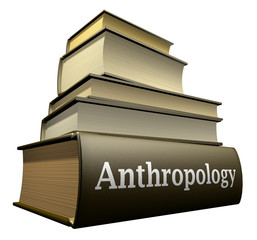 Education books - anthropology