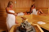Fototapety Sauna