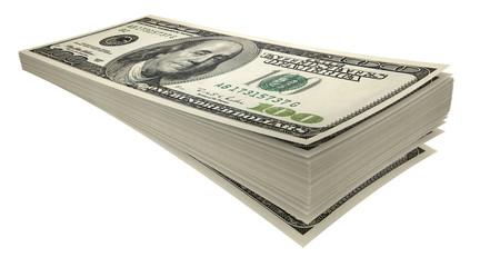 Sheaf of dollars #2
