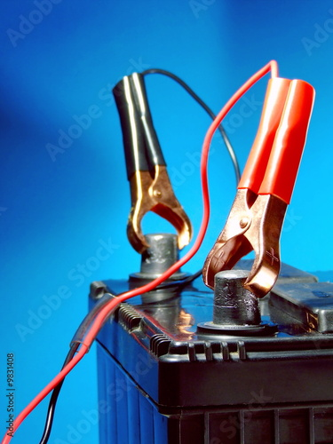 Battery Power - 9831408