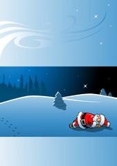 Weihnachten verschlafen-Karte 3