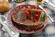 Tranci di pesce spada alla paprika - Secondi pesce Veneto