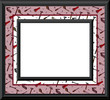 Постер, плакат: DIY Tool Box Hobby Frame with isolated clipping path