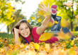 Leinwandbild Motiv autumn beauty 5