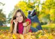 canvas print picture autumn beauty 6