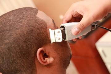 Haircut Barber Close Up 2