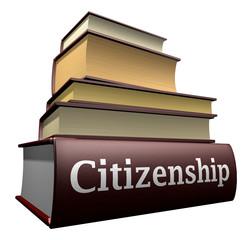 Education books - citizenship