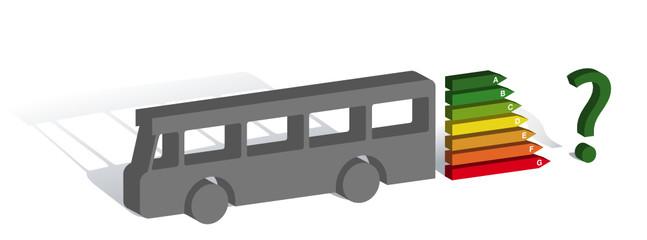 Dépense énergétique du bus ?