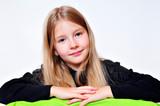 Mädchen Kind Gesicht poster