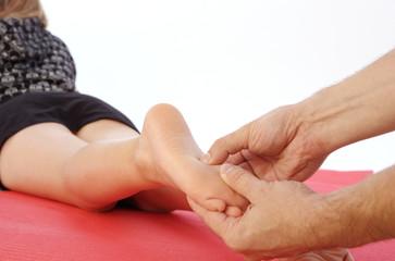 fuss massage