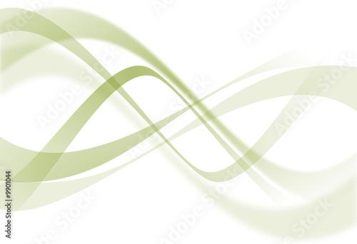 vecteur, courbes vectorielles vert, green vector curve - XXXL