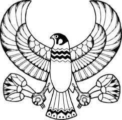 Ancient Egypt Horus