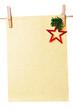 Weihnachten Briefpapier