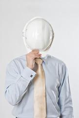 casque travaux public chantier cadre homme protection métier bat