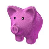 Furry Little Piggy poster