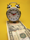 alarm clock both monetary denominations dollars