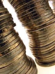 Coins Rouleau, closeup