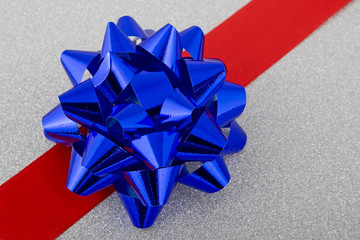 Schmuckschleife zur Verpackung von Geschenken