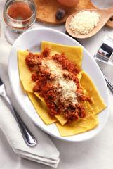 Tortelli alla maremmana - Primi ricetta della Toscana