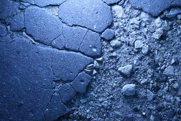 Asphalt pavement texture background