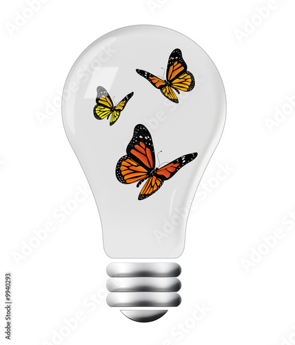 poster of Conceptual Image - Creative Thinking/Ideas
