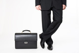 malette costume affaire homme business professionnel confiance c poster