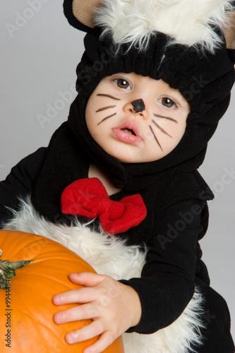 Cute Halloween Skunk