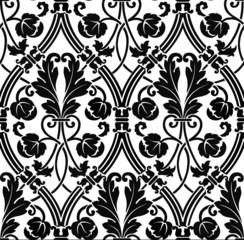 Disegno ornamentale antico