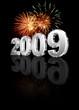 Chrome 2009 with Fireworks