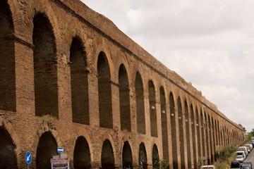 Roma: Acquedotto Alessandrino
