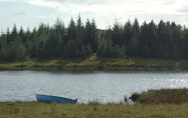 lac du Connemara, Irlande