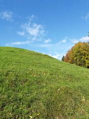 colline pour l'oubli
