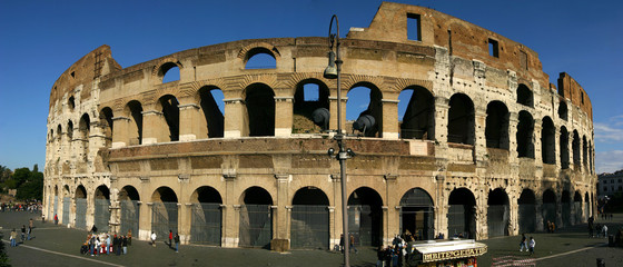 Colosseum Panorama 1