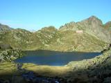 lac et refuge de la Glère poster