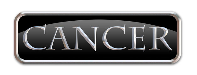 Boton con las letras del signo zodiacal Cancer