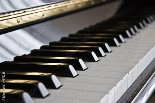 Leinwanddruck Bild Klavier, Piano
